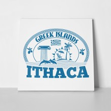 Ithaca stamp 319837121 a