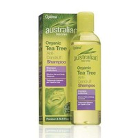 OPTIMA AUSTRALIAN TEA TREE ANTI-DANDRUF SHAMPOO 250ML