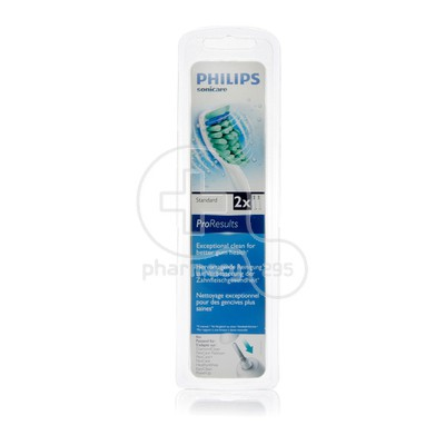 PHILIPS - Sonicare ProResults Standard Ανταλλακτικά  2Τεμ. HX6012/07
