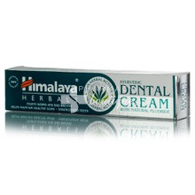Himalaya Toothpaste Dental Cream Herbal - Ομοιοπαθητική, 100gr