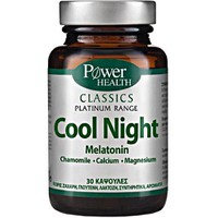 Power Health Classics Platinum- Cool Night 30S Caps