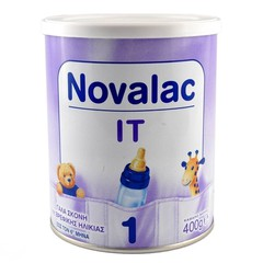 NOVALAC IT 1 MILK 400GR