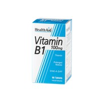 HEALTH AID VITAMIN B1 100MG 90TABL