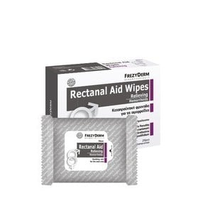 Frezyderm rectanal aid wipes