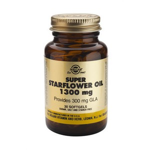Solgar super starflower oil 1300mg