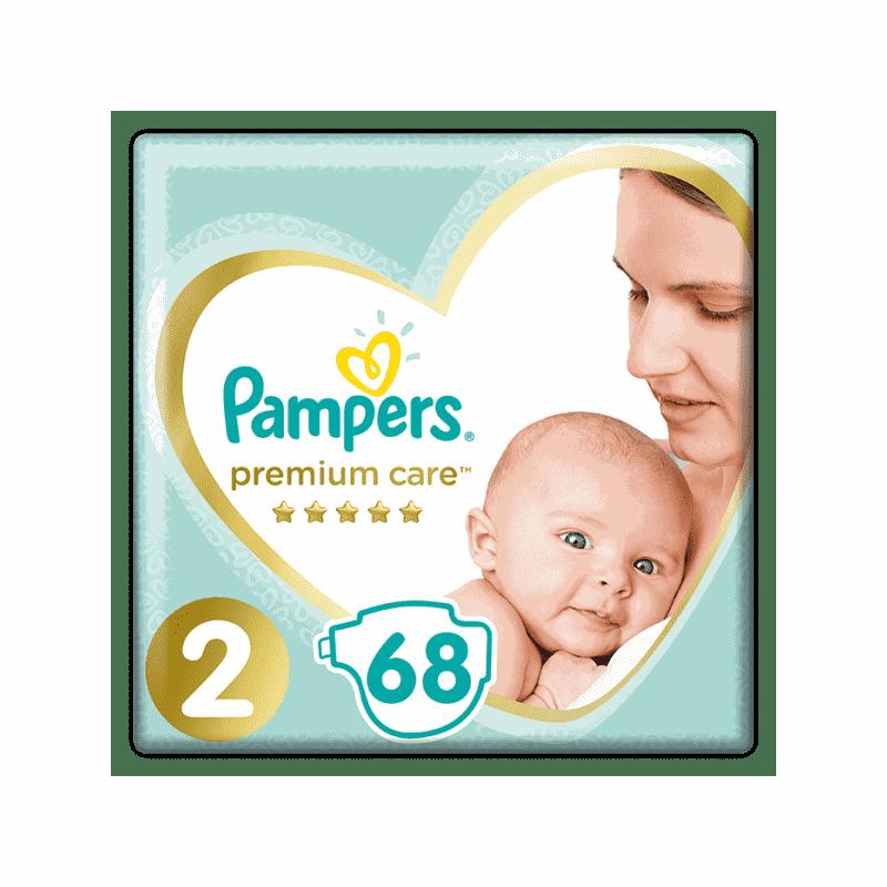 02a2f005582 Pampers | Pampers Premium Care Πάνες Μέγεθος 2 ( 4-8 kg), Jumbo Pack ...