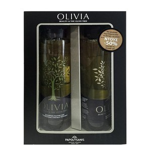 Olivia shampoo   shower gel