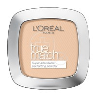 L'OREAL PARIS - TRUE MATCH Super Blendable Perfecting Powder No2R/2C (Rose Vanilla) - 9gr