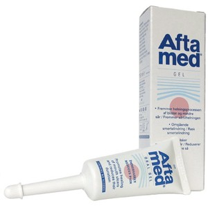 Afta med oral gel 15ml