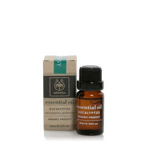 APIVITA Essential oil eucalyptus (breathe easy) 10ml