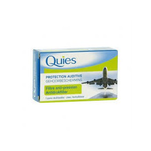 Pharmaq quies earplanes