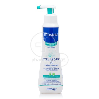 MUSTELA - STELATOPIA Creme Lavante - 200ml