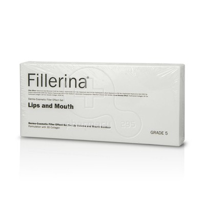 FILLERINA - LIPS & MOUTH Filler Effect Gel Grade 5  - 5ml