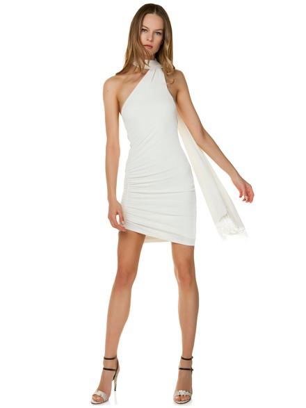 2b3af24e79e0 Εφαρμοστό φόρεμα με κορδέλα