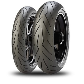 PIRELLI ROSSO SCOOTER REINF 120/70-12 58P TL F/R