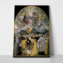 El greco the burial of the count of orgaz3