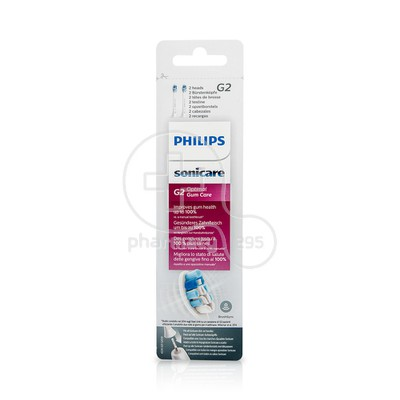 PHILIPS - SONICARE G2 Optimal Gum Care - 2τεμ. HX9032/10