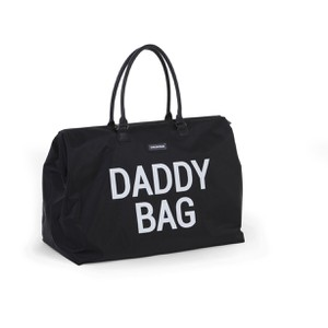 Τσάντα Αλλαγής Childhome Daddy Bag Big Black