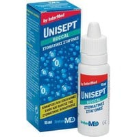 UNISEPT BUCCAL ORAL DROPS 15ML