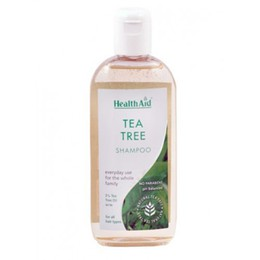 Health Aid Tea Tree Shampoo Για Ψείρες 250ml