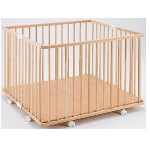 PLIANT GABY Natural Playpen