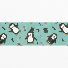 Cute penguins a
