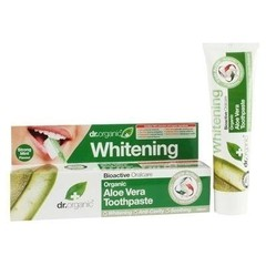Optima Aloe Dent Whitening Toothpaste 100ml  + ΔΩΡΟ Οδοντόβουρτσα