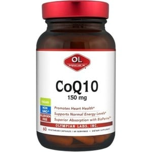 Olympians labs coq10 150mg 60 kapsoules enlarge
