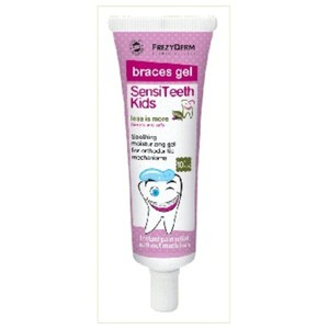 Frezyderm sensiteeth kids braces gel 25ml
