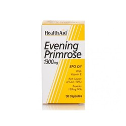 Health Aid Evening Primrose Oil 1300mg 30caps