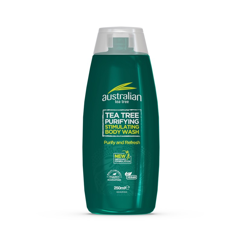 Australian Tea Tree Purifying Stimulating Body Wash