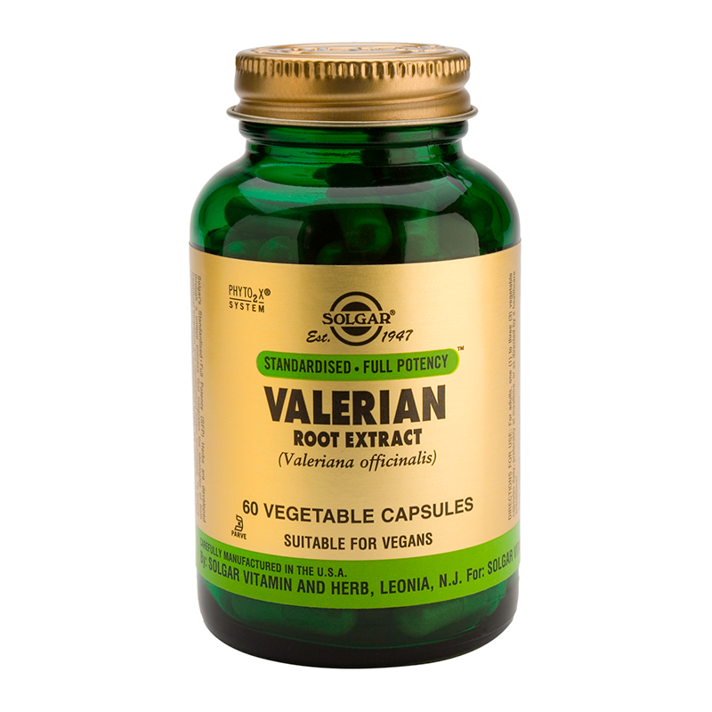 Valerian Root Extract veg.caps