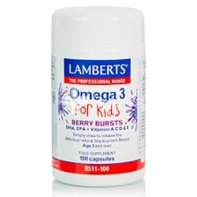Lamberts OMEGA 3 For Kids, 100caps