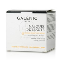 GALENIC - MASQUES DE BEAUTE Warming Detox Mask - 50ml