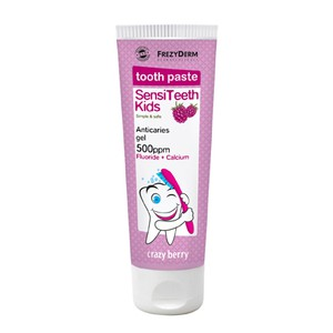 FREZYDERM SensiTeeth kids toothpaste (3+age) 50ml