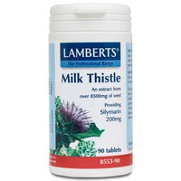 LAMBERTS MILK THISTLE 8500MG 90TABL