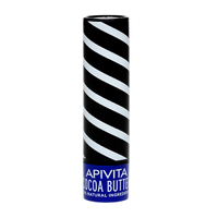Apivita Lip Care Cocoa Butter Balm - Με Βούτυρο Κακάο Spf20 4,4gr