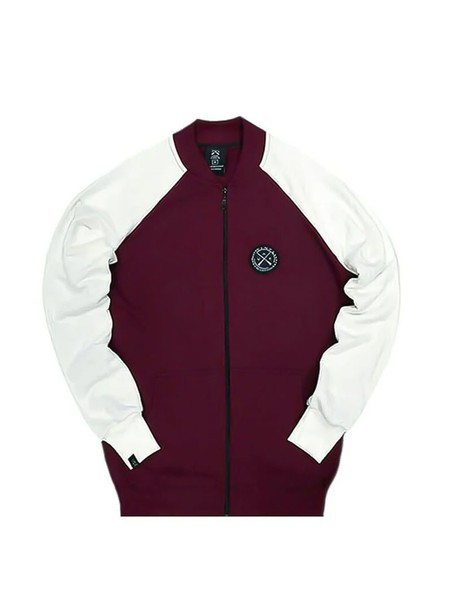 VINYL ART CLOTHING AUTHENTIC JACKET BORDEAUX