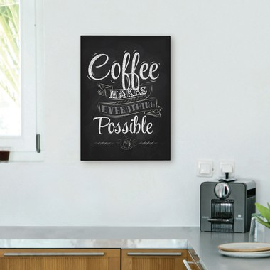Coffee makes possible