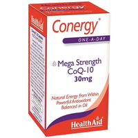 HEALTH AID CONERGY CoQ10 30MG 90CAPS