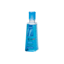 Intermed Reval Plus Crystal Water Hand Gel Αντισηπτικό Χεριών 100ml