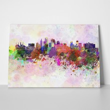 Kansas city watercolor 183769466 a