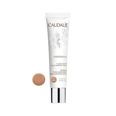 Caudalie - Vinoperfect Radiance Tinted Moisturizer SPF20 Medium 02 - 40ml