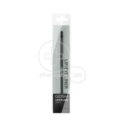 GOSH - Lip & Eyeliner Brush Nο029