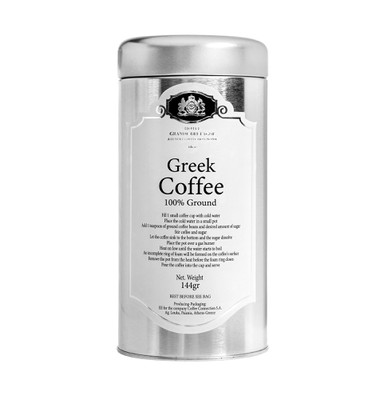 Traditional Greek Coffee - Grande Bretagne Store