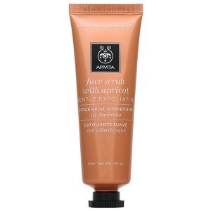APIVITA Face scrub with apricot (Gentle exfoliating) 50ml