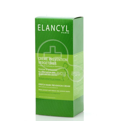 ELANCYL - Prevention Vergetures Creme - 150ml