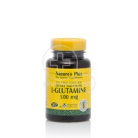 NATURE'S PLUS - L-GLUTAMINE 500mg - 60caps