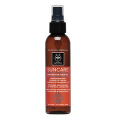 Apivita Suncare Protective Hair Oil Sunflower & Abyssinian Oil - Αντηλιακό Λάδι Μαλλιών,150ml