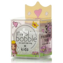 Invisibobble Kids - Princess Sparkle, 3τμχ